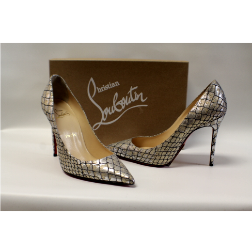 8259ad5a51f CHRISTIAN LOUBOUTIN Paris- Women Shoes- SZ: 37.1/2